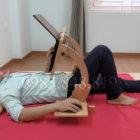 Bàn để laptop đa năng Abatsu